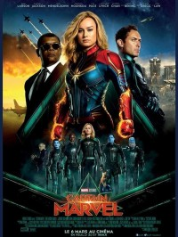 Captain Marvel, affiche