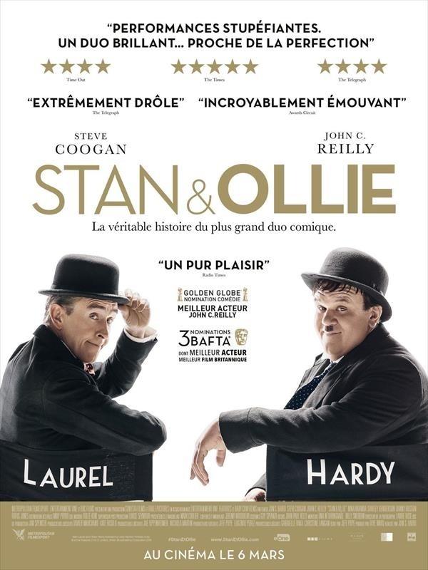 Stan & Ollie, affiche