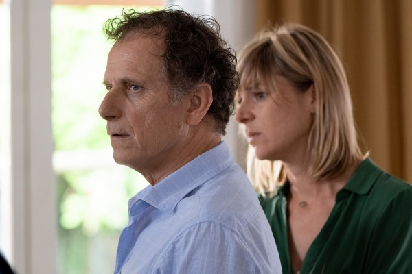 Charles Berling, Sophie Cattani