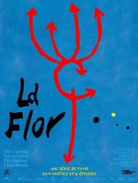 La Flor : Partie 1, affiche AR