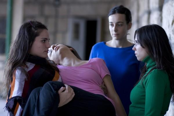 Pilar Gamboa, Valeria Correa, Elisa Carricoja, Laura Paredes