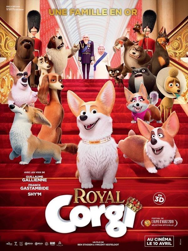 Royal Corgi, affiche