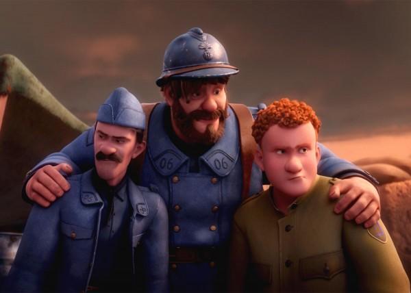 Personnage, Gaston Baptiste, Elmer Olsen