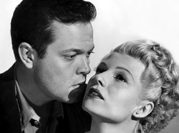 Orson Welles, Rita Hayworth