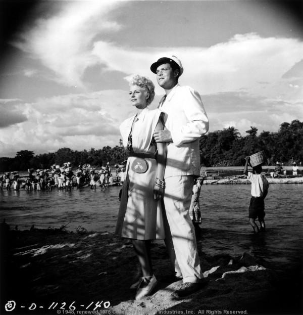 Rita Hayworth, Orson Welles