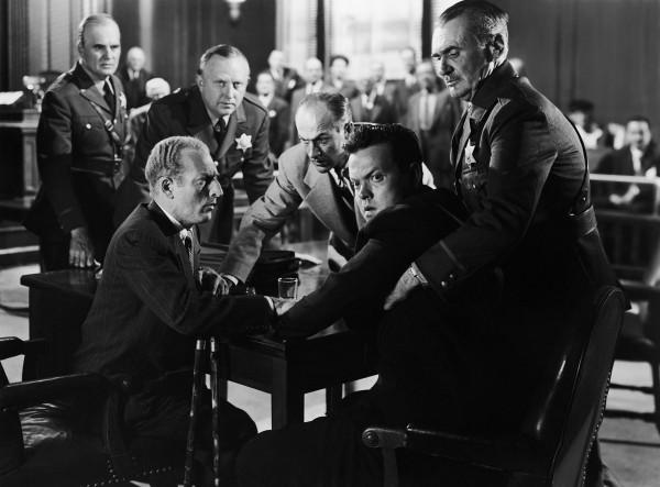 Everett Sloane, Orson Welles