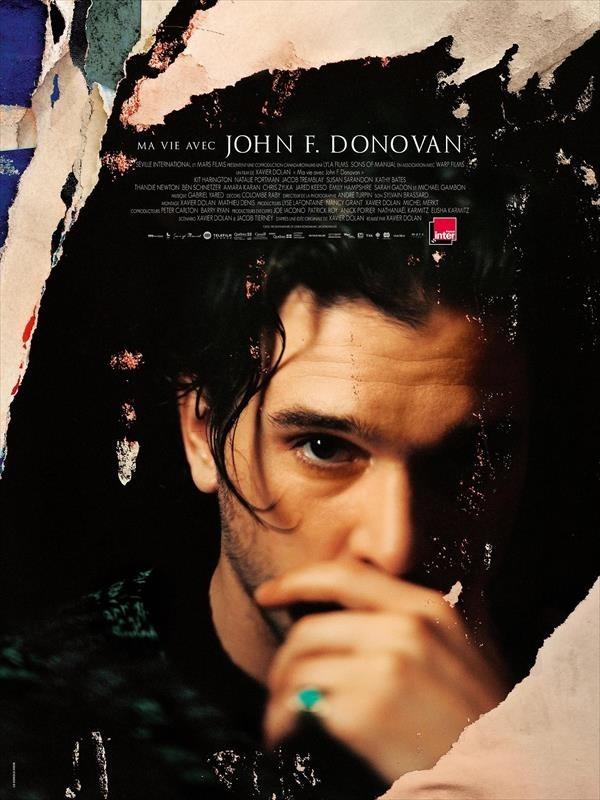 Ma vie avec John F. Donovan, affiche