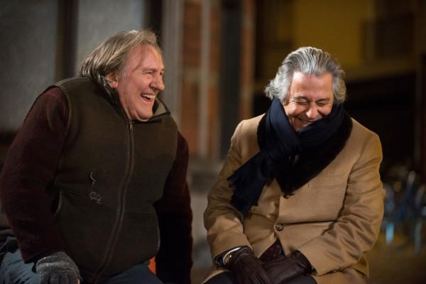 Gérard Depardieu, Christian Clavier