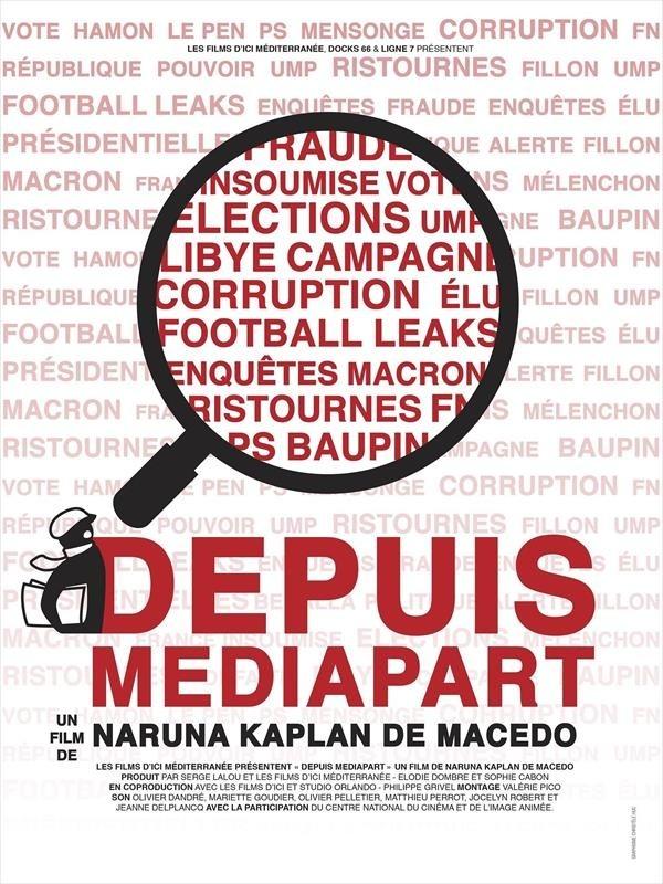 Depuis Mediapart, affiche