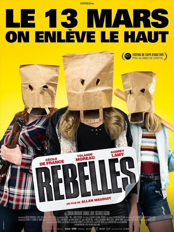 Rebelles, affiche