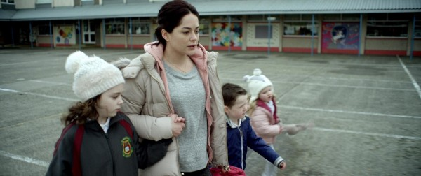Ruby Dunne (Millie), Sarah Greene (Rosie Davis), Darragh Mckenzie (Alfie), Molly McCann (Madison)