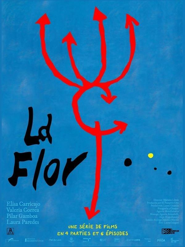 La Flor : Partie 2, affiche