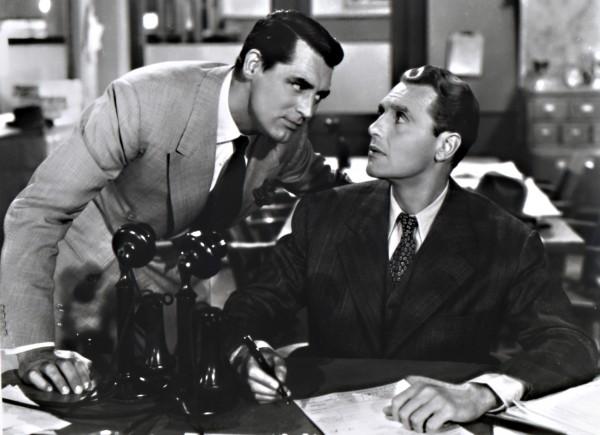 Cary Grant, Ralph Bellamy