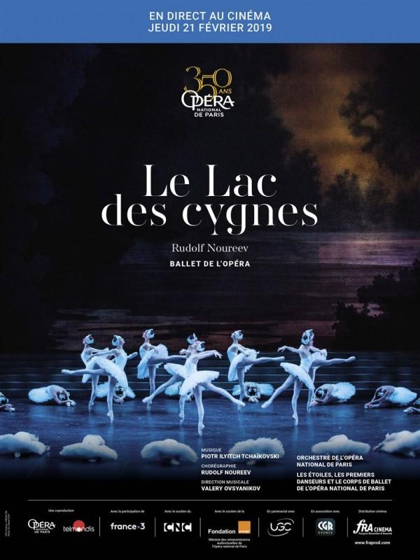 Le Lac des cygnes (Opéra de Paris)