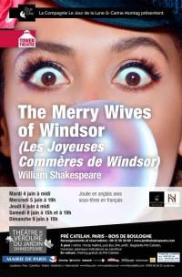 The Merry Wives of Windsor au Théâtre de verdure du Jardin Shakespeare