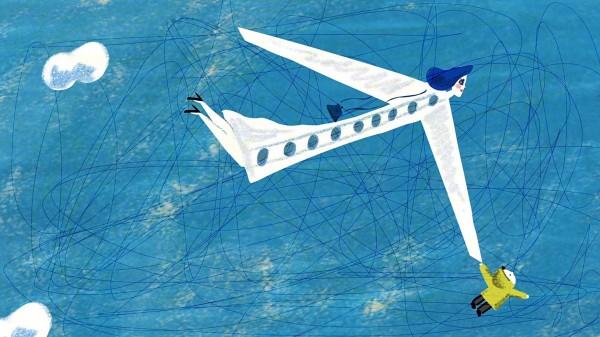 « Ma maman est un avion » de Yulia Aronova
