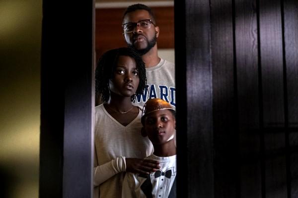 Lupita Nyong'o, Winston Duke, Evan Alex