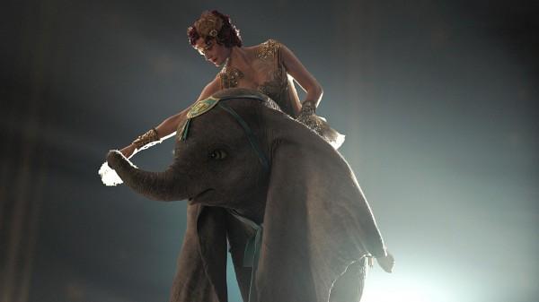 Dumbo, Eva Green