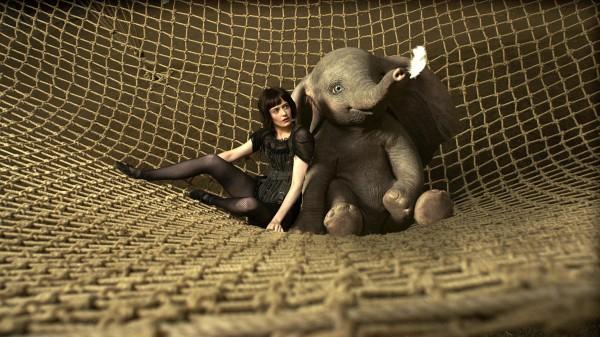 Eva Green, Dumbo