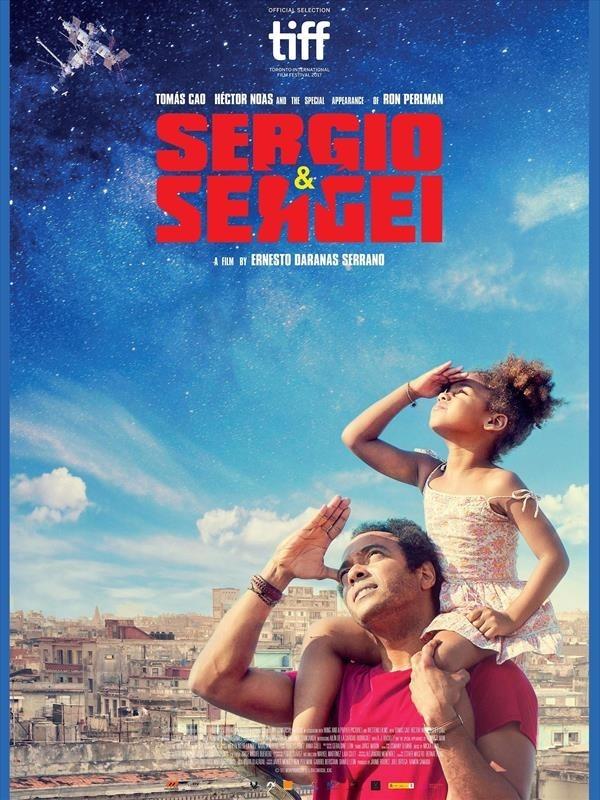 Sergio et Sergei, affiche