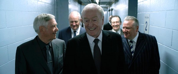 Tom Courtenay, Jim Broadbent, Michael Caine, Paul Whitehouse, Ray Winstone