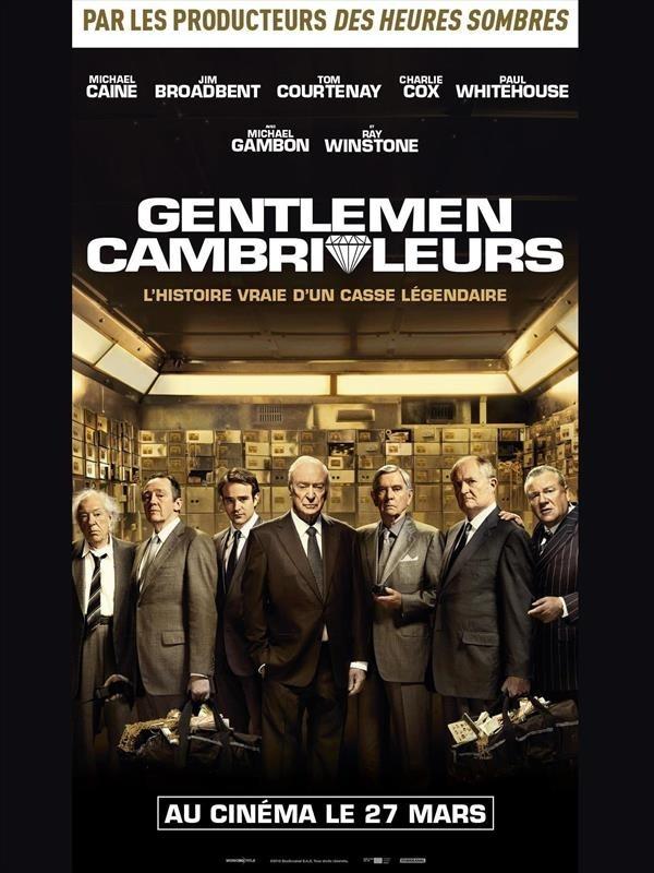 Gentlemen cambrioleurs, affiche