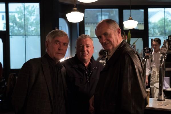 Tom Courtenay, Ray Winstone, Jim Broadbent