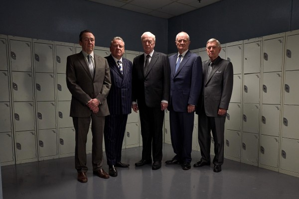 Paul Whitehouse, Ray Winstone, Michael Caine, Jim Broadbent, Tom Courtenay