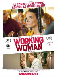 Working Woman, affiche