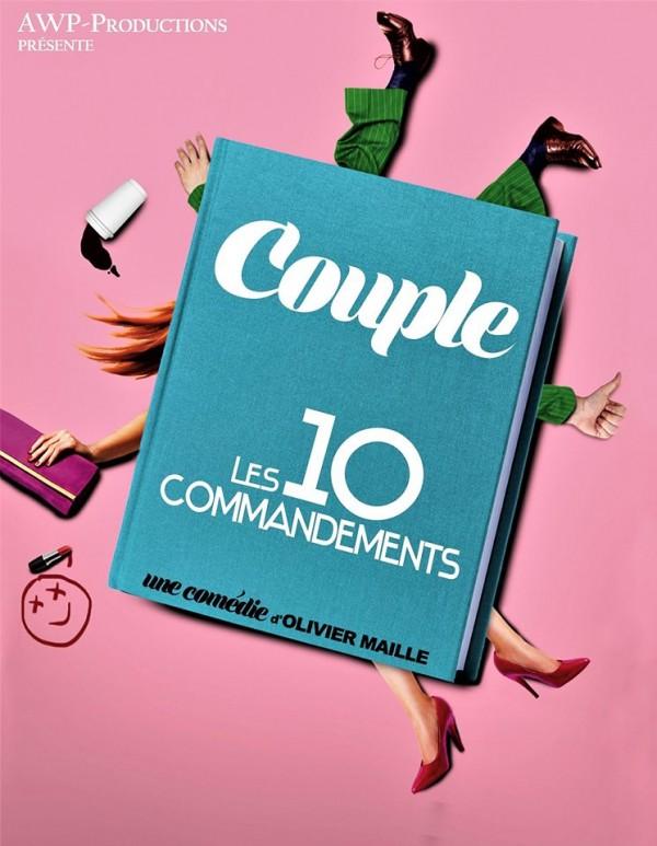 Couple : Les Dix Commandements - Affiche
