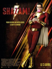 Shazam !, affiche