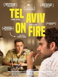 Tel Aviv on Fire, affiche