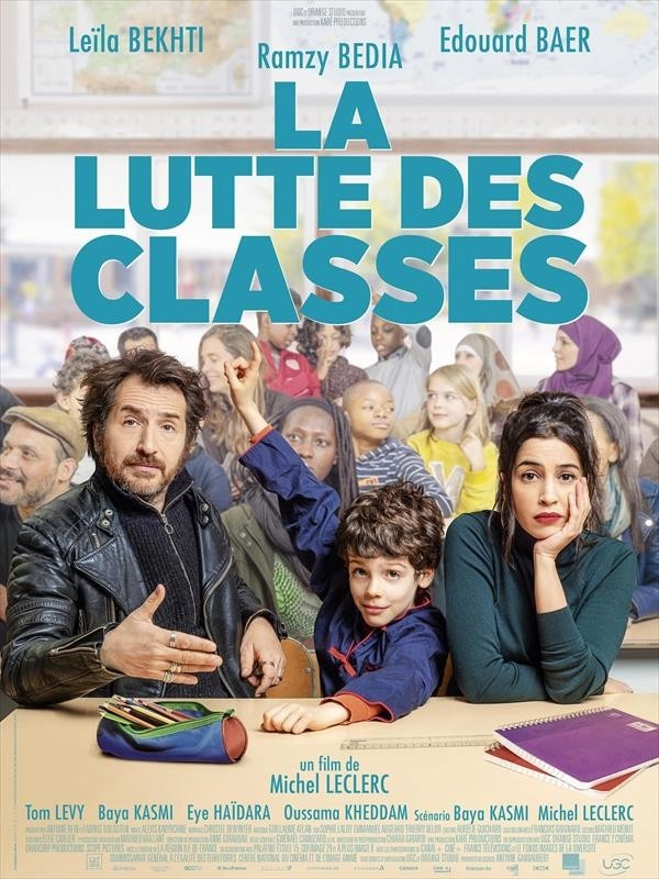 La Lutte des classes, affiche