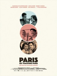 Paris est toujours Paris, affiche