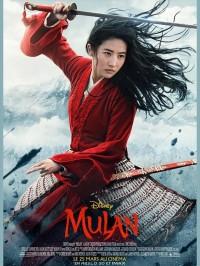 Mulan, affiche