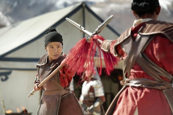 Liu Yifei (Mulan)