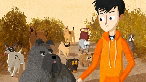 Jacob et les chiens