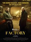 Factory, affiche