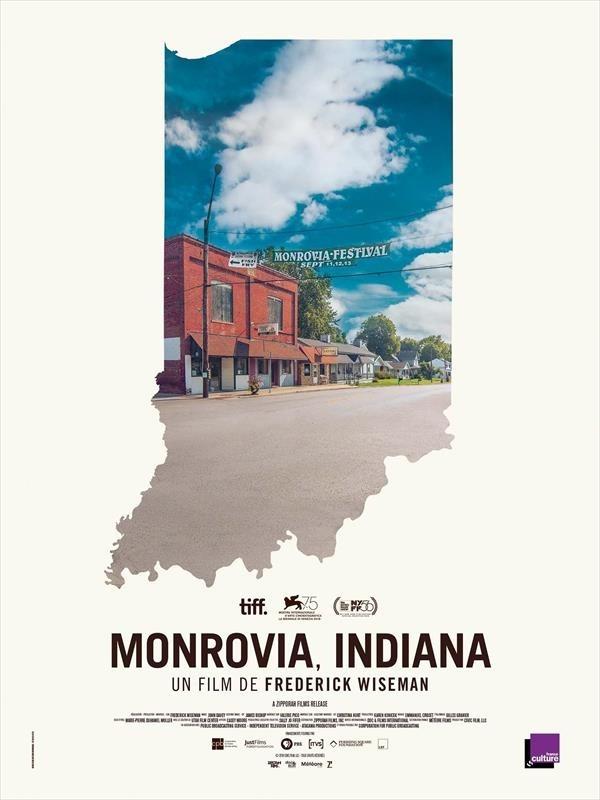 Monrovia, Indiana, affiche