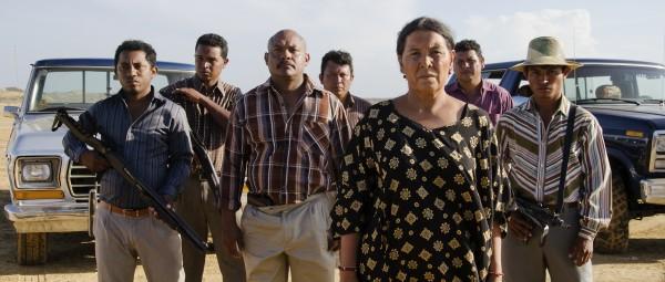 Personnages, Carmiña Martínez, personnages
