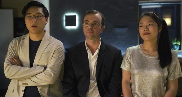 Nicolas Tang, Éric Berger, Émilie Kang