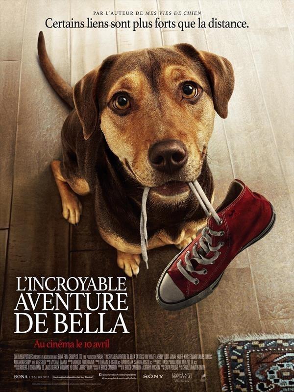 L'Incroyable Aventure de Bella, affiche