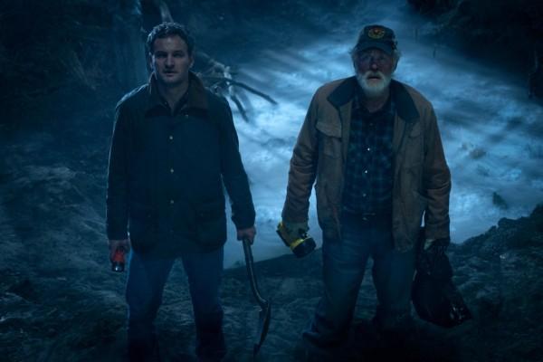 Jason Clarke, John Lithgow