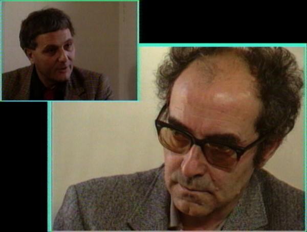 Philippe Sollers, Jean-Luc Godard