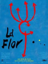 La Flor : partie 3, affiche