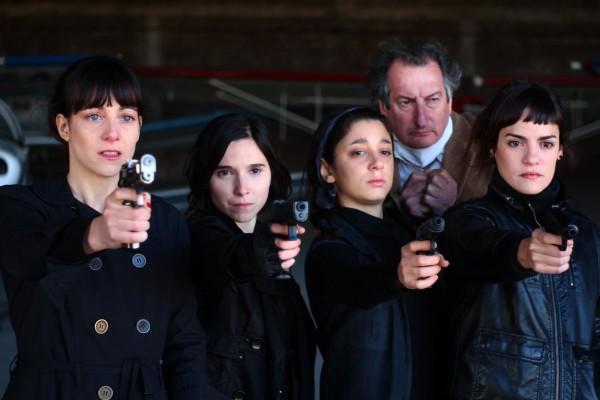 Elisa Carricajo, Laura Paredes, Valeria Correa, personnage, Pilar Gamboa