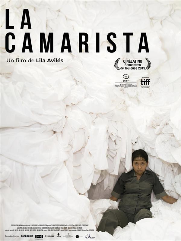 La Camarista, affiche