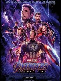 Avengers - Endgame, affiche