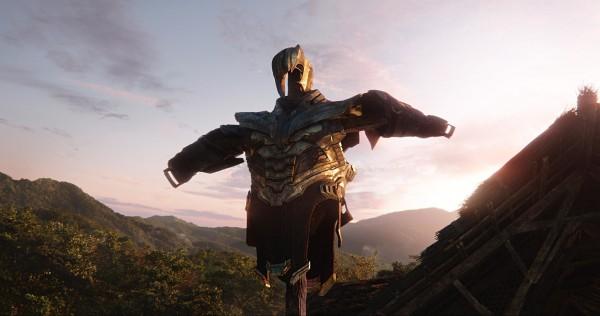 Armure de Thanos