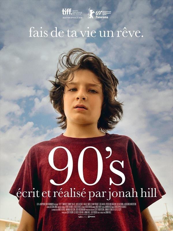 90's, affiche
